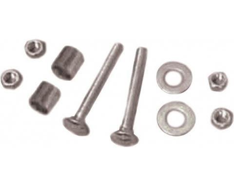 Camaro Gas Tank Strap Bolts And Hardware, Kit, 1970-1973