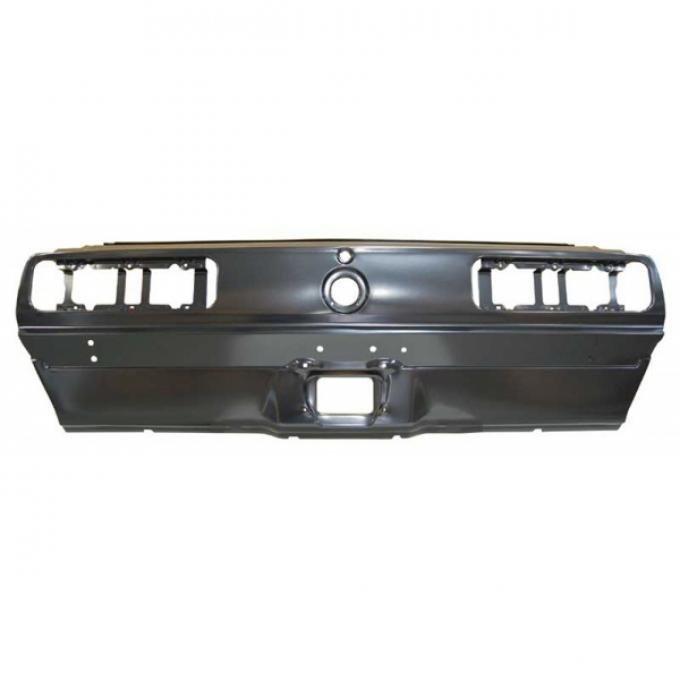 Auto Metal Direct, Taillight Panel, Standard, Show Quality| 900-3567 Camaro 1967-1968