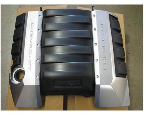 Camaro Engine Cover, V8, 2010-2013