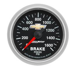Camaro COPO Brake Pressure Gauge Pack, 2010-2014