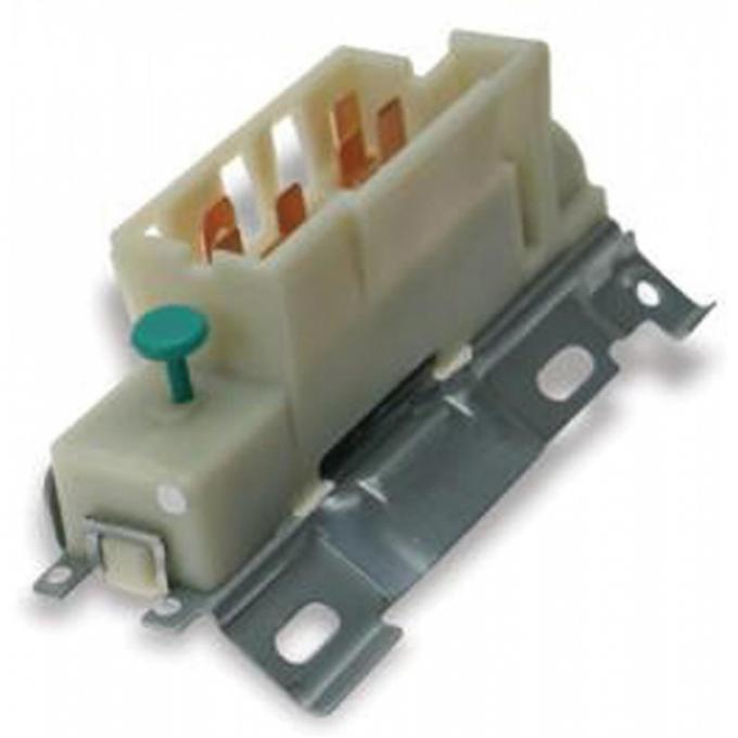 Camaro Ignition Switch, For Cars With Manual Transmission, Non-Tilt Steering Wheel & Pulse Wipers, 1972-1982