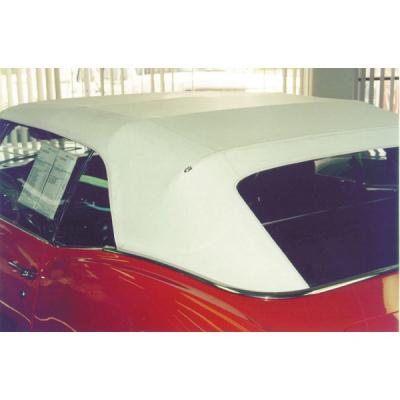 Camaro Convertible Top, With Plastic Zippered Window, 1967-1969