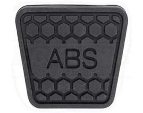 Camaro ABS Brake Pedal Pad, With Manual Brakes, 1993-2002