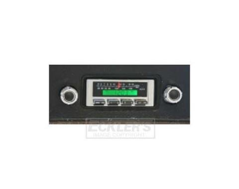 Camaro Vintage Car Audio AM-FM Stereo Radios