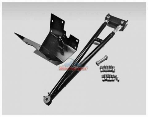 Camaro Torque Arm Assembly, Heavy Duty With Eye Rod Ends, 1982-1992