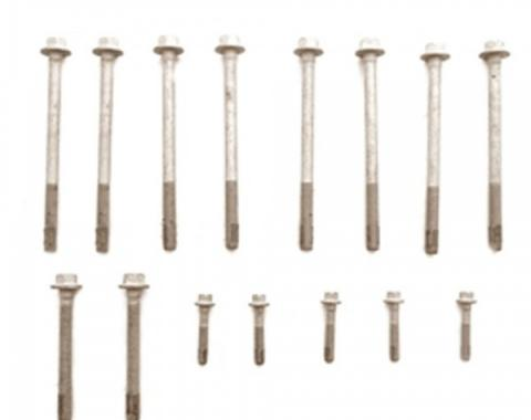 Corvette LS Head Bolt Set, 5.7L, 98-02