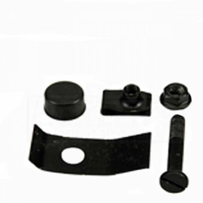 Camaro Center Hood Adjuster, 1970-1981