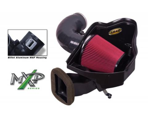 Camaro Cold Air Induction Kit, Airaid, ZL1, Synthamax, 2012-2014