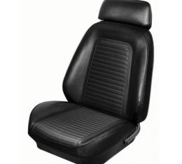 TMI Sport X Seat Front Upholstery Kit | 46-80300K Camaro 1967-68
