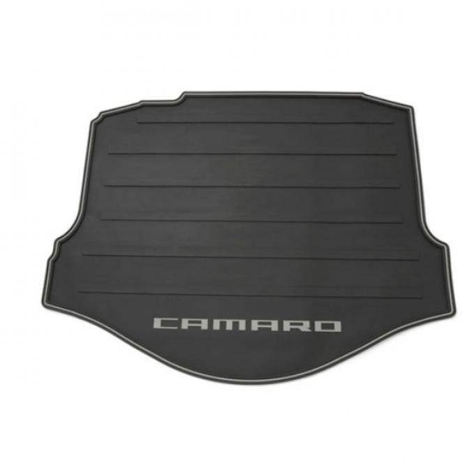 Camaro Trunk Mat, Convertible, 2011-2015