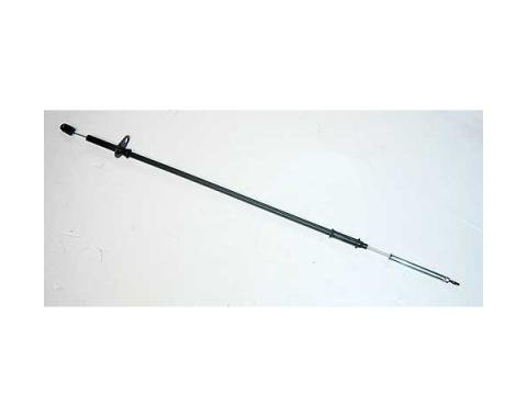 Firebird Throttle Cable, 4 Barrel 1968-1969