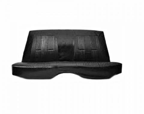 Procar Rear Seat Cover, Pro90, W/Fold Down Seat, 68-69
