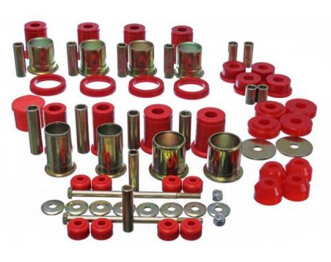 Hyperflex Polyurethane Bushing Master Kit, 1982-1992