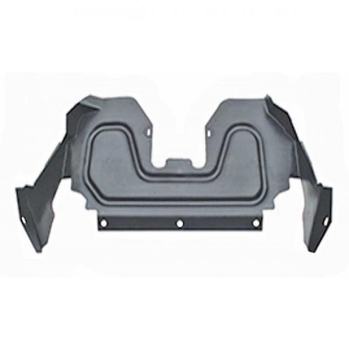 Camaro Lower Radiator Filler Cover, Without Tow Hooks, 1993-2002