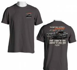 Laid Back Garage, Cooler Camaro 50 T-Shirt