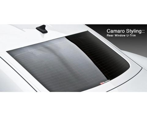 Camaro U-Trim, Rear Window, 2010-2013