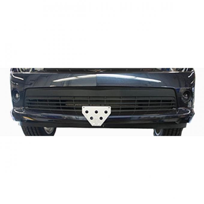 Sto N Sho Camaro Frame, Detachable, Front License Plate, V8, 2010-2013