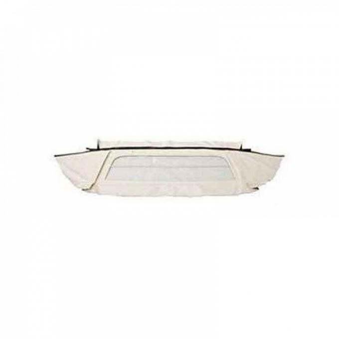 Firebird Glass, Convertible Top Rear, Non Original, 1967-1969