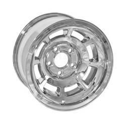 Corvette-Style Chrome Reproduction Aluminum Wheel, 1967-1992