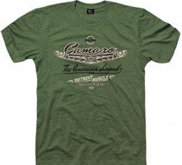 Camaro T-Shirt, American Legend