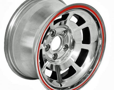 Corvette Pace Car-Style Aluminum Replacement Wheel, 1967-2002