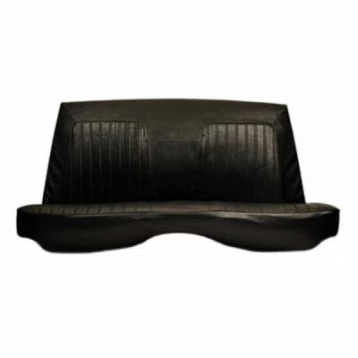 Procar Rear Seat Cover, Rally, 70-72