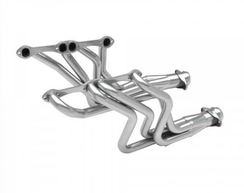 Camaro Flowmaster Long Tube Headers, Scavenger Series Elite, Small Block V8, Ceramic, 1967-1981