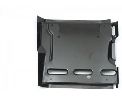 Camaro Coupe Front Seat Frame Floor Support, Left, 1967-1969