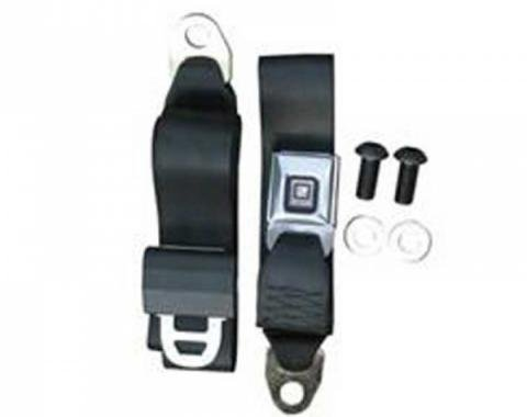 Morris Classic Concepts Lap Belt With GM Buckle, 1958-1979