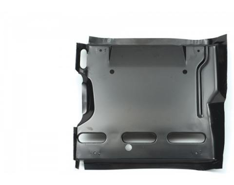Camaro Coupe Front Seat Frame Floor Support, Right, 1967-1969
