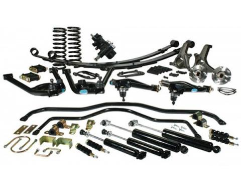 Camaro Suspension Kit, Complete Performance Package, 1967-1969