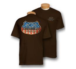 Chevy T-Shirt, Racing Shield