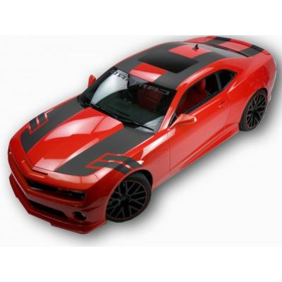 Camaro Night Shades NS-1 Decal Kit, Carbon Fiber 2010-2013
