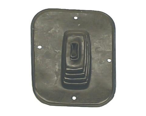 Camaro Shifter Boot, Manual Transmission, All, For Cars With Console, 1967-1968