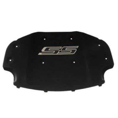 Camaro Underhood Liner, Black, With SS Logo, 2012-2015