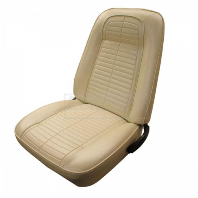 Distinctive Industries 1967-69 Firebird Coupe/Convertible w/Buckets Front & Rear Upholstery Set (69 Standard) 074203