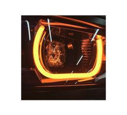 "Camaro LED Accent DRLS Flexible Strips, 24"", 2010-2015"