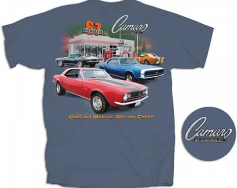 Camaro, T-Shirt, 67 Heaven