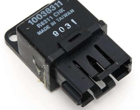 Firebird Engine Fan Relay, 5.0 Liter, For Cars With Automatic Transmission, 1987