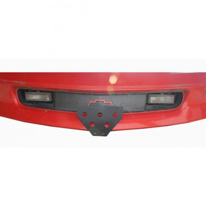 Sto N Sho Camaro Frame, Detachable, Front License Plate, 1995-1997