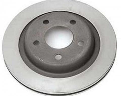 Firebird Disc Brake Rotor, Rear, ACDelco, 1993-1997