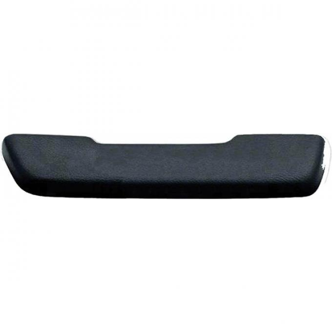 Camaro Urethane Front Arm Rest Pad, Left, 1968-1972
