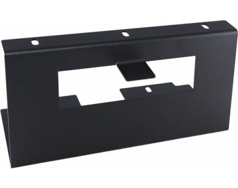 Firebird Glovebox Radio Mount Bracket For Cars Without Factory Air Conditioning, 1967-1969