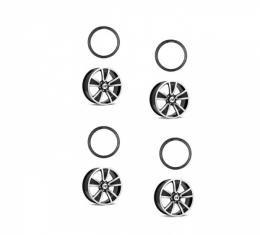 Camaro Pirelli P Zero Tire and Hurst Shaker Wheel Rim Kit, 2010-2015