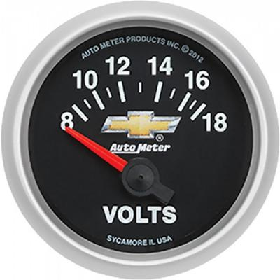 Camaro COPO Gauge Pack Voltmeter, 2010-2014