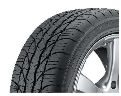 Camaro G-Force Super Sport A/S Tire, W-Speed Rated, 245/50R16, 1967-2015