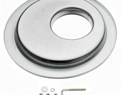 Camaro Open Air Cleaner Base, Offset, 14'', 1967-1979