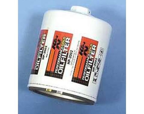 Firebird Oil Filter, K&N, 301 V8, 1977