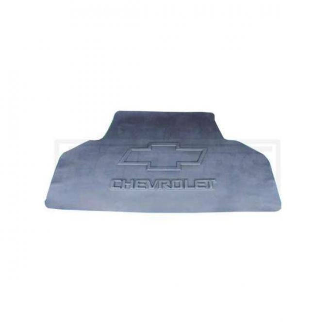 Camaro AcoustiTrunk Trunk Liner, 3D Molded, Smooth without Logo, 1967-1969