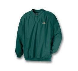 Chevy Jacket, Microfiber Windbreaker, Green
